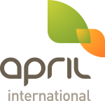 Logo april international