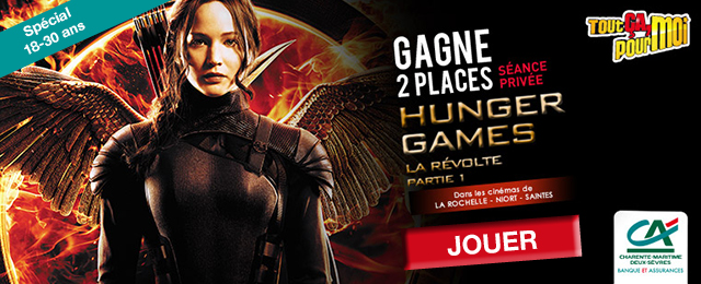 Jeu Hunger Games